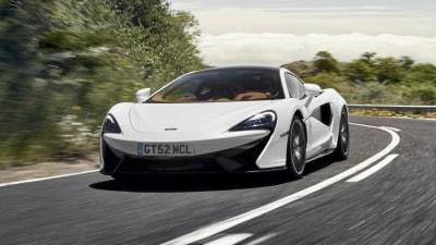 McLaren Sports Series updated