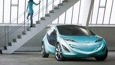Mazda Kiyora Concept Debuts At Paris