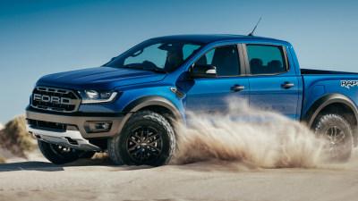 Ford Ranger Raptor revealed