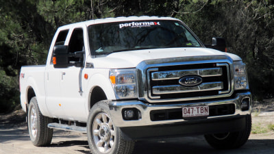Ford F250 Super Duty 4X4 Review: Performax Lariat FX4