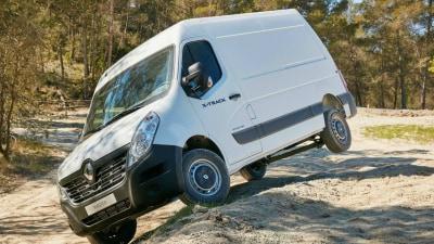 Renault Kangoo, Trafic, Master | X-Track 'Rough Terrain' Models For Australia?
