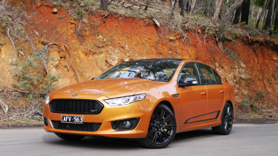 2016 Ford Falcon XR8 Sprint REVIEW | The Last... The XR8 At Its Monstrous Best