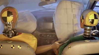 Life-saving 'multi-collision airbags' on the way
