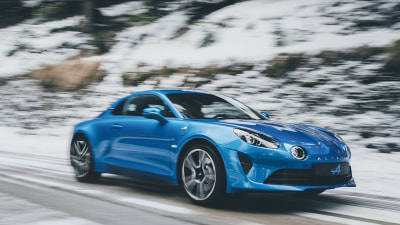New Alpine A110 Revealed At the 2017 Geneva Motor Show