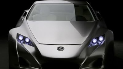 It's Official: Lexus LF-A To Contest Nurburgring 24hr Race