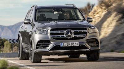 2020 Mercedes-Benz GLS pricing and specs
