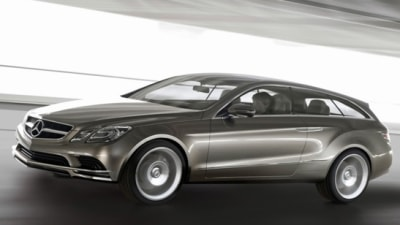 Mercedes-Benz To Reveal CLS Wagon At Paris Motor Show: Report