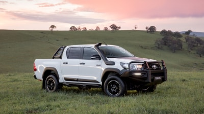 Toyota Expands HiLux Line-Up