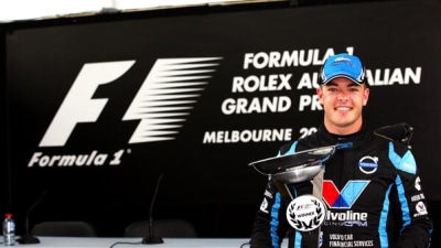 V8SC: Volvo Celebrates First Australian Touring Car Win In 17 Years