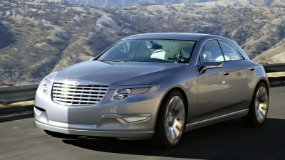 2011 Chrysler Nassau The Sebring's New Name: Report