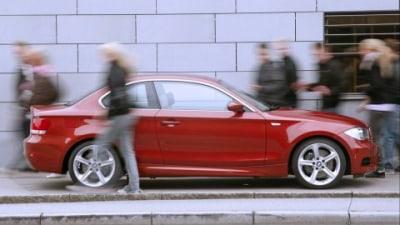 BMW 1 Series Coupé - Winner Of 2008 Golden Steering Wheel Award