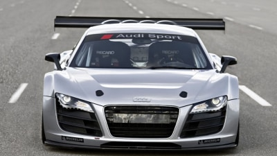 Audi R8 GT3 Racer To Get Road-Legal Release: Report