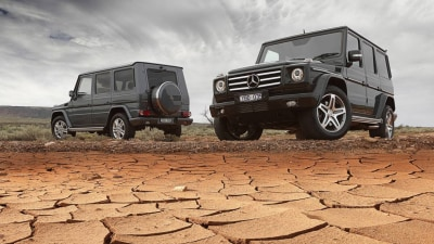 2011 Mercedes-Benz G-Class On Sale In Australia