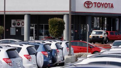 Hackers target Toyota Australia