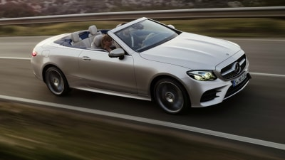 2017 Mercedes-Benz E-Class Cabriolet Revealed