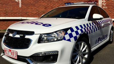 Holden Cruze Hits The Streets For Victoria Police