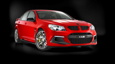 HSV Announces Trio Of LS3-Powered Special Editions As Last Hurrah For Naturally-Aspirated V8