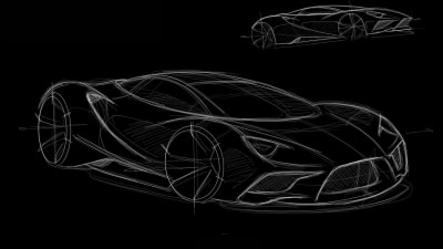 Eterniti Previews New Supercar Project