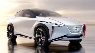 Nissan Reveals IMx Concept SUV