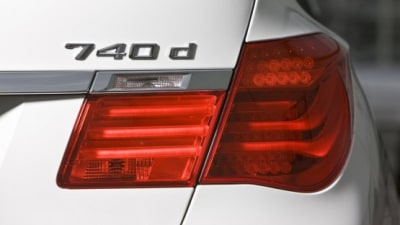 2010 BMW 740d Revealed In Europe, Not Coming To Australia