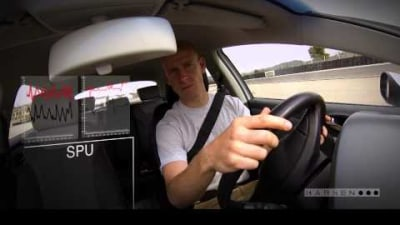 Sensor-loaded Seatbelt May Save Fatigued Drivers: Video