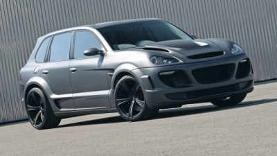 Gemballa Unleashes Tornado 750 GTS - This Ain't Your Mother's Cayenne
