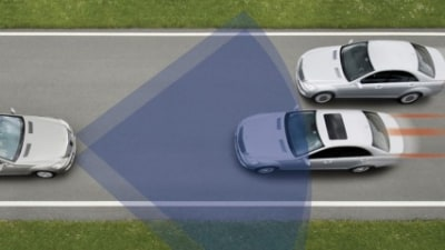 Daimler And BMW Team Up To Extend Application Of Anti-Collision Radar