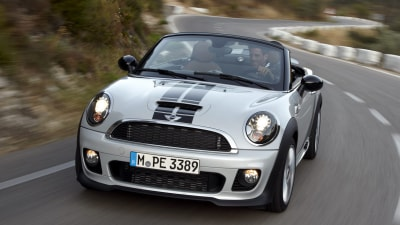 MINI Roadster Pricing Announced For Australia