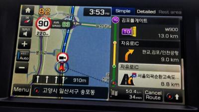 Hyundai Genesis May Get Speed Camera Cheating Sat Nav In Australia