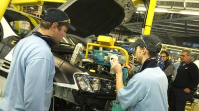 Holden's SA Plant To Run Last Afternoon Shift Today