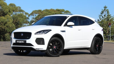 2018 Jaguar E-Pace she says, he says review
