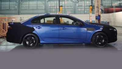 2015 Falcon XR8 Teased Further: Video