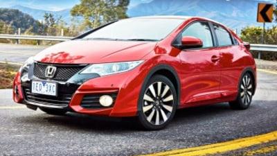 Honda Civic VTi-S new car review
