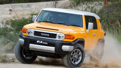 Toyota FJ Cruiser Sales Double Expectations, No Plans For A Diesel