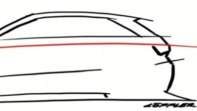 2010 Audi A1 Revealed Further In New Teaser Videos, Sketch