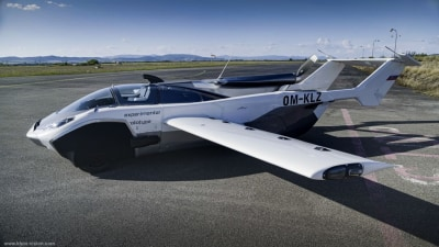 Flying car actually flies: KleinVision AirCar completes flight tests
