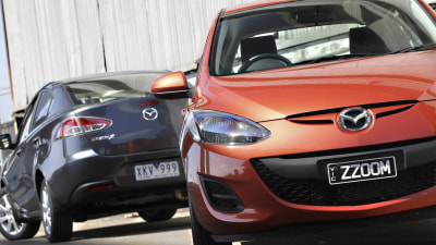2010 Mazda2 Hatch And Sedan Launched In Australia