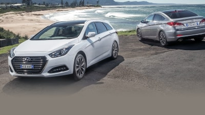 Hyundai i40: 2015 Price And Features For Australia