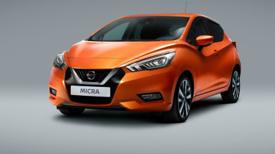 Paris Motor Show - All-New 2017 Nissan Micra Heralds Upmarket Shift
