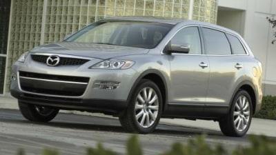 2008 Mazda CX-9 seven seater SUV on sale in Oz