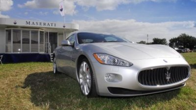 Maserati feature at Goodwood Revival