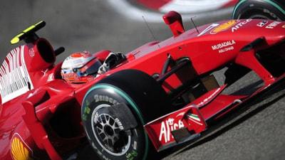 F1: Raikkonen Ends Winless Streak At Spa, Webber Ninth