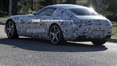 Mercedes AMG Coupe Due In 2014