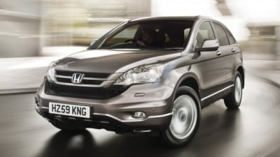 2010 Honda CR-V Facelift To Debut Next Month, Arrive In Australia Next Year