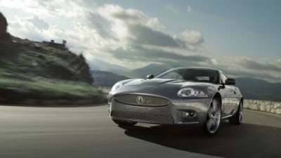 Jaguar brings back XKR Portfolio for '08 encore