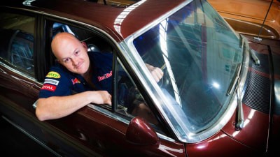 The Brisbane man bringing muscle cars back to their former glory