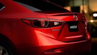 2014 Mazda3 Sedan On The Way, Hybrid Model Planned For Japan