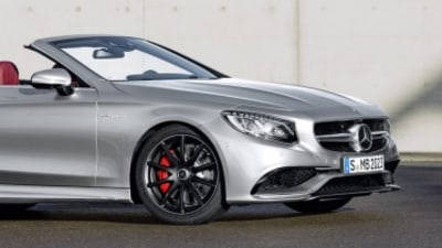 Limited edition Mercedes-AMG on the way
