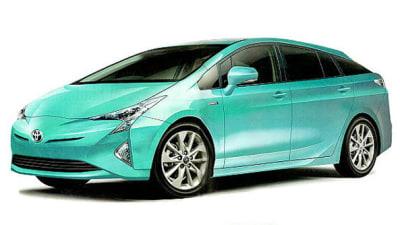 Next-gen Toyota Prius Set for September 9 Vegas Unveiling