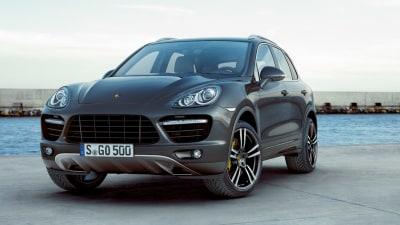 Porsche Cajun Confirmed For 2014 Debut